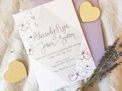 ultraviolet invitation