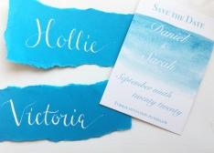Blue placenames