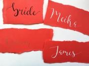 red bright placename