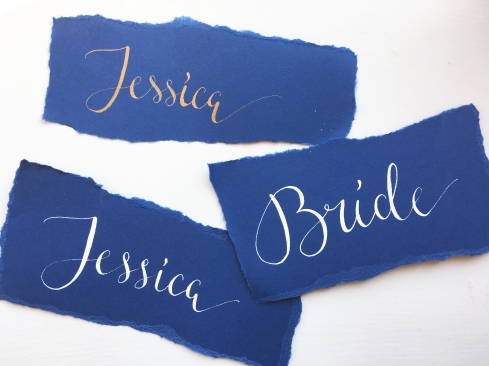royal blue place names